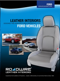 ford fusion leather seat cover